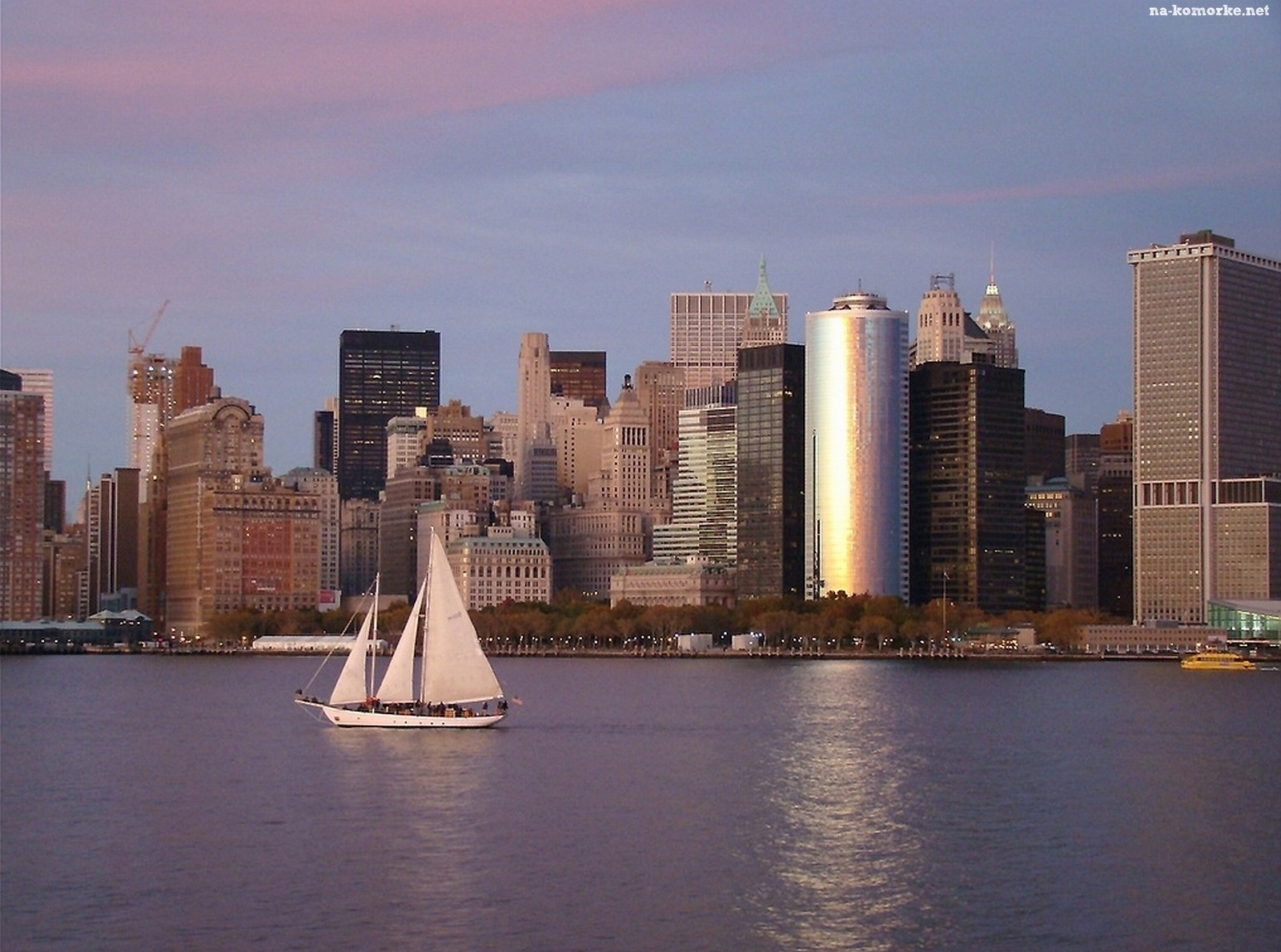 New, York, Harbor